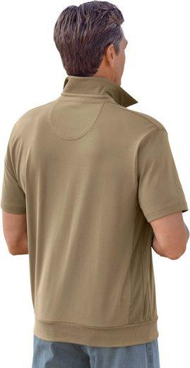 Hajo Kurzarm-Shirt in stay fresh-Qualität
