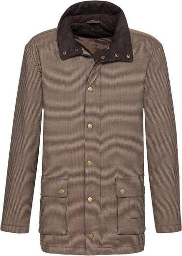 Classic Jacke mit Hahnentritt-Muster