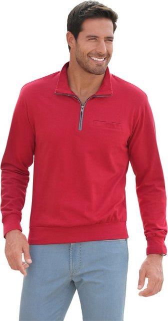 catamaran -  Langarm-Shirt aus reiner Baumwolle