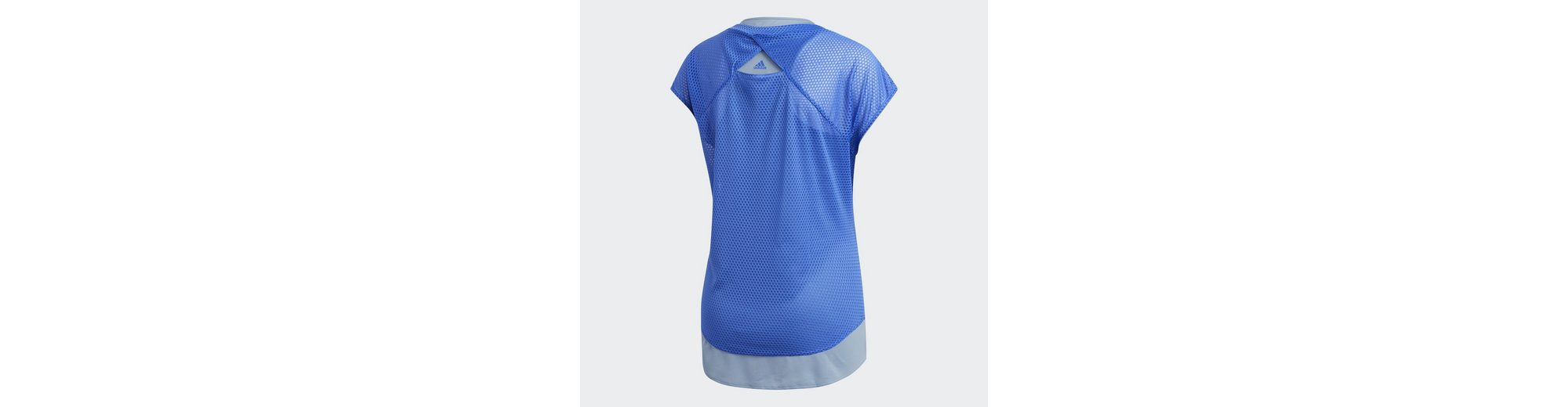 adidas Performance T-Shirt Supernova TKO Two-in-One UV T-Shirt Kostenloser Versand Spielraum Besten QlUdCe0up