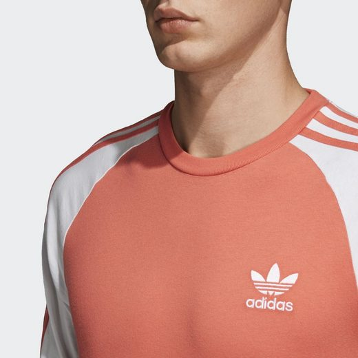 Adidas Originals T-shirt Three-stripe T-shirt