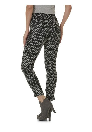 Betty Barclay Hose mit Allover Muster