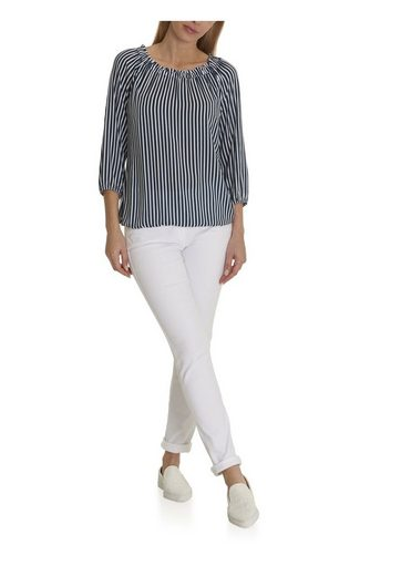 Betty Barclay Shirt With Stripe Pattern Along