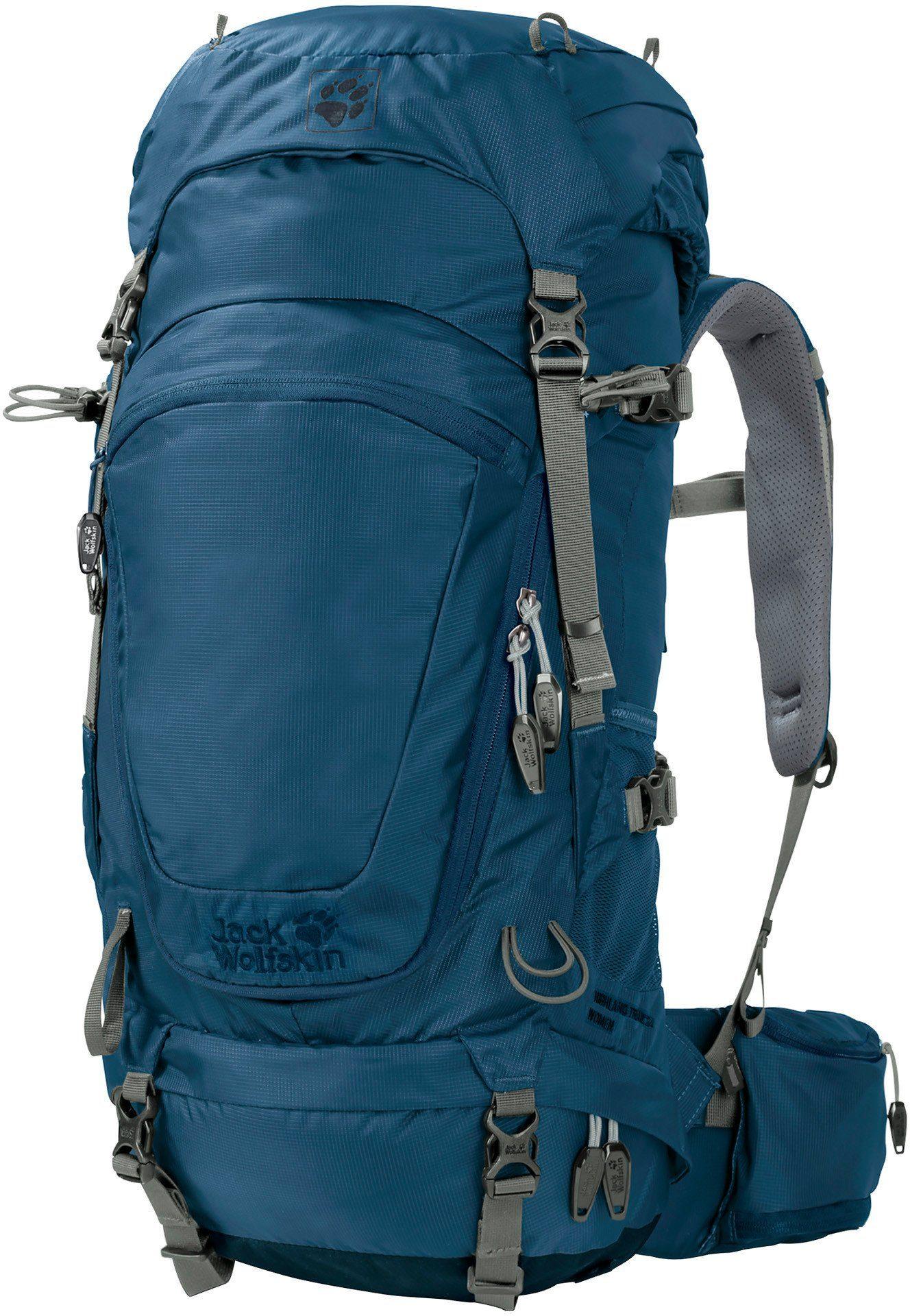 Jack Wolfskin Wanderrucksack »Highland Trail 34 Women Backpack Women«