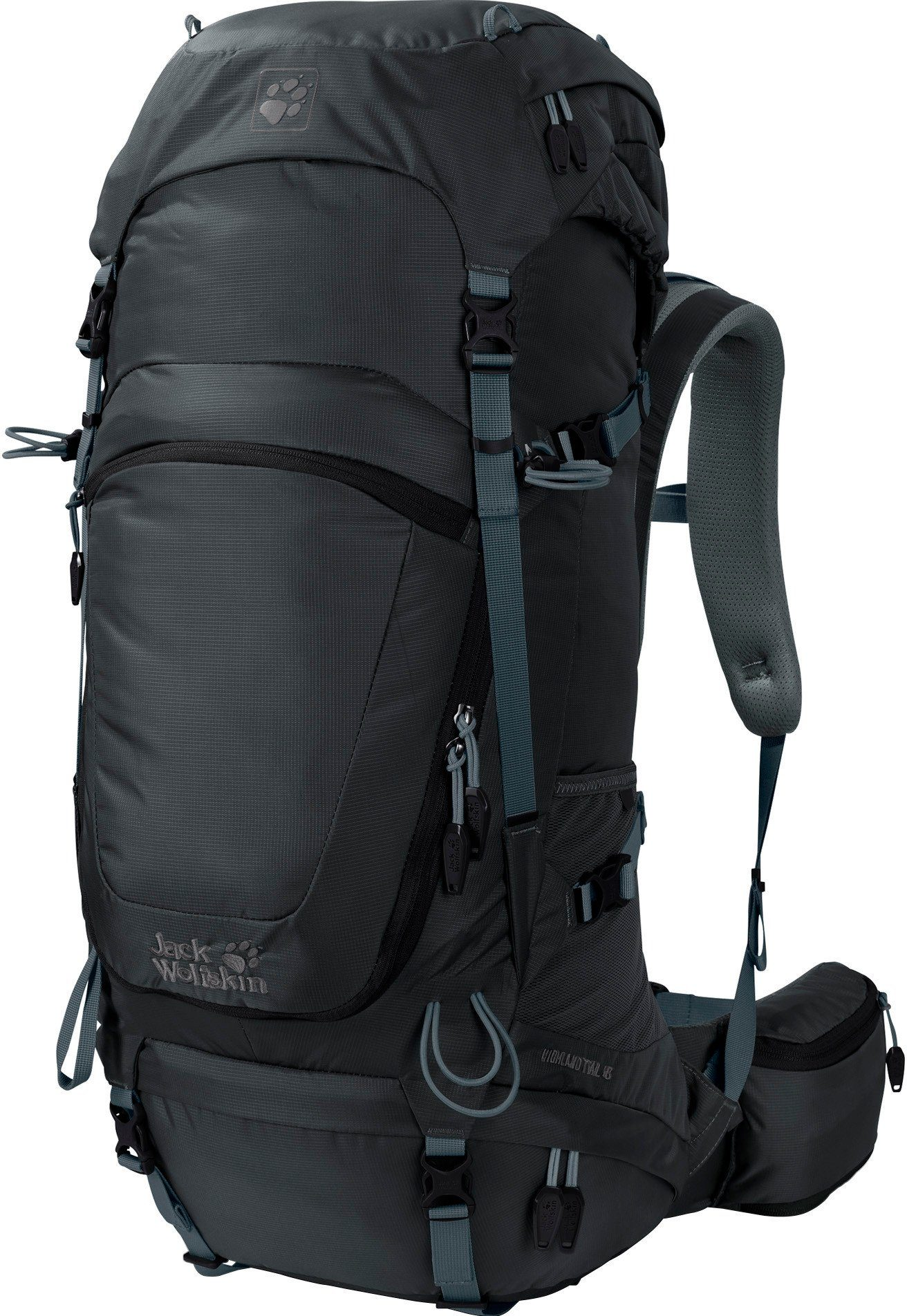 Jack Wolfskin Wanderrucksack »Highland Trail 48 Backpack«