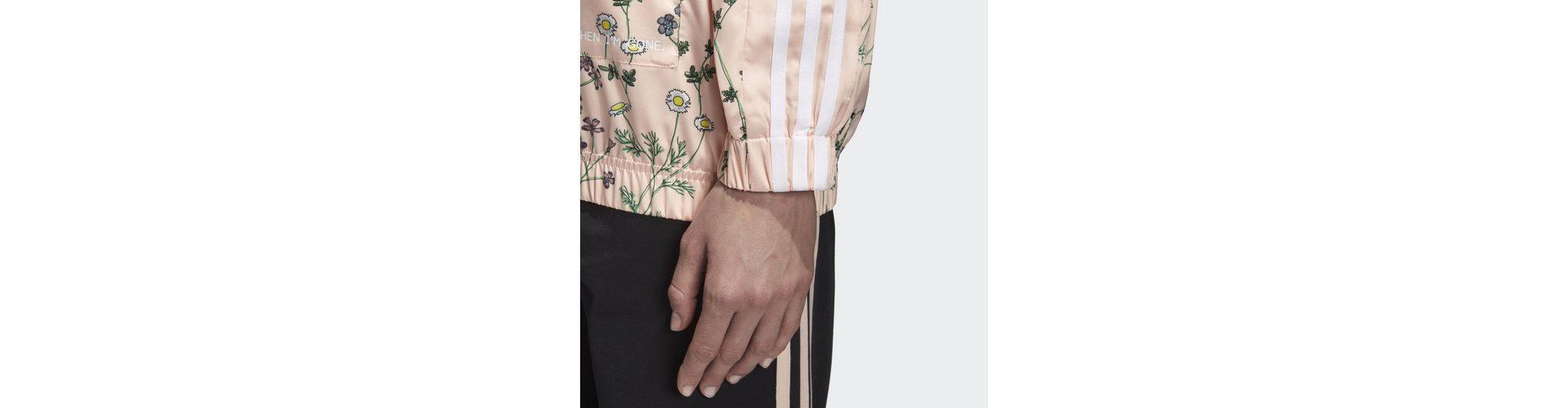 Offizielle Seite Günstig Online Wirklich Online adidas Originals Funktionsjacke Hooded Windbreaker RhGaD