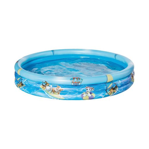 Happy People Paw Patrol 3-Ring-Pool, 122 x 23 cm
