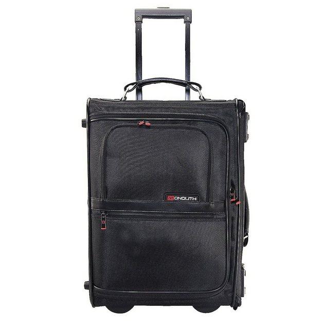 MONOLITH Business Laptop Trolley »2383«   Taschen > Koffer & Trolleys > Trolleys   Schwarz   Monolith