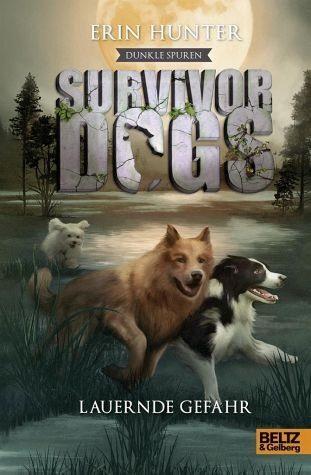 Gebundenes Buch »Dunkle Spuren. Lauernde Gefahr / Survivor Dogs...«