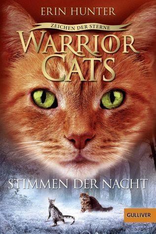 Broschiertes Buch »Stimmen der Nacht / Warrior Cats Staffel 4 Bd.3«