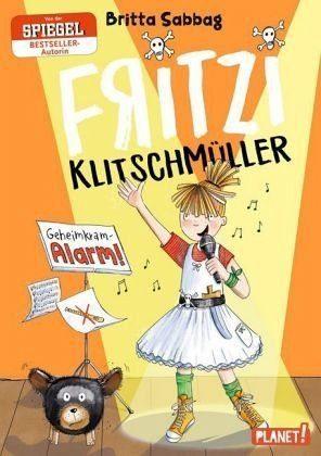 Gebundenes Buch »Geheimkram-Alarm / Fritzi Klitschmüller Bd.2«