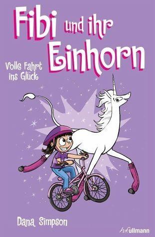 Gebundenes Buch »Fibi und ihr Einhorn (Bd. 2) - Volle Fahrt ins...«