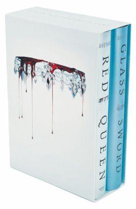 Broschiertes Buch »Red Queen 2-Book Box Set«