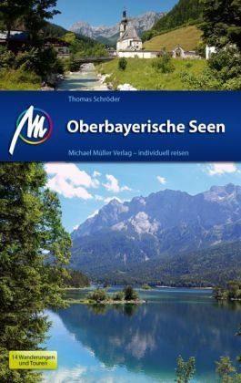 Broschiertes Buch »Oberbayerische Seen«