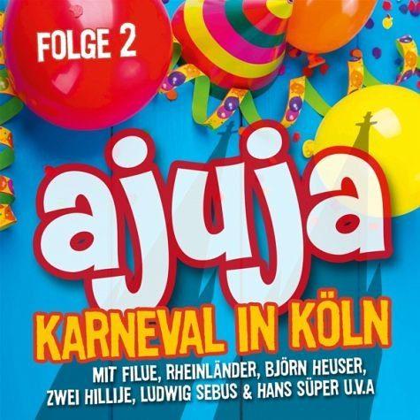 Audio CD »Diverse: Ajuja 2«