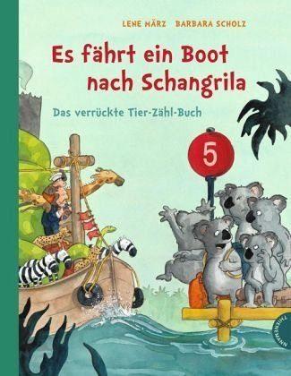 Gebundenes Buch »Es fährt ein Boot nach Schangrila«