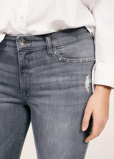 VIOLETA by Mango Slim Push-Up-Jeans Mariah