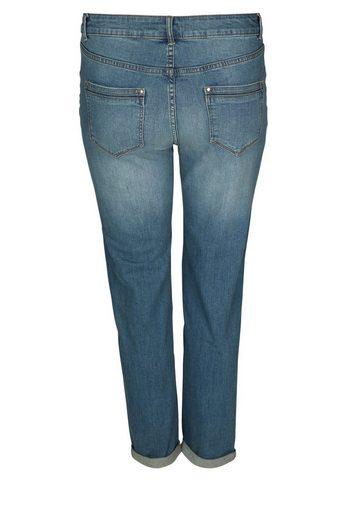 Paprika 7/8-Jeans