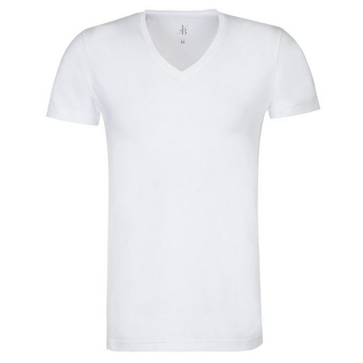 Jacques Britt T-Shirt Slim Fit, V-Neck
