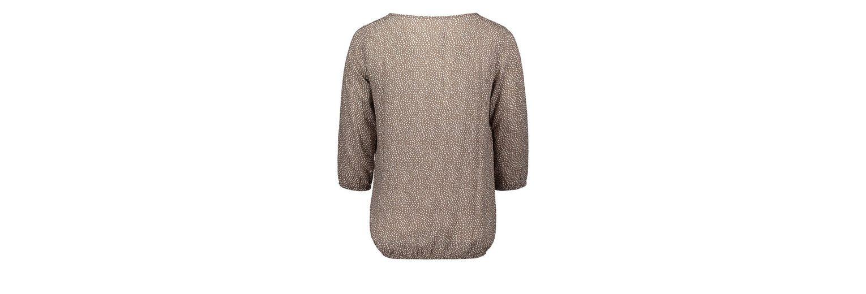 Auslass Niedrig Versandkosten Niedrige Versandgebühr Online Public Bluse gepunktet mit modischem Kragendetail und 3/4 Ärmeln Fälschen Zum Verkauf Verkauf Echten  Wie Viel dvLO4XV