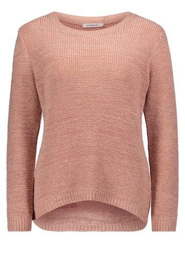 Public Pullover Im Basic Stil