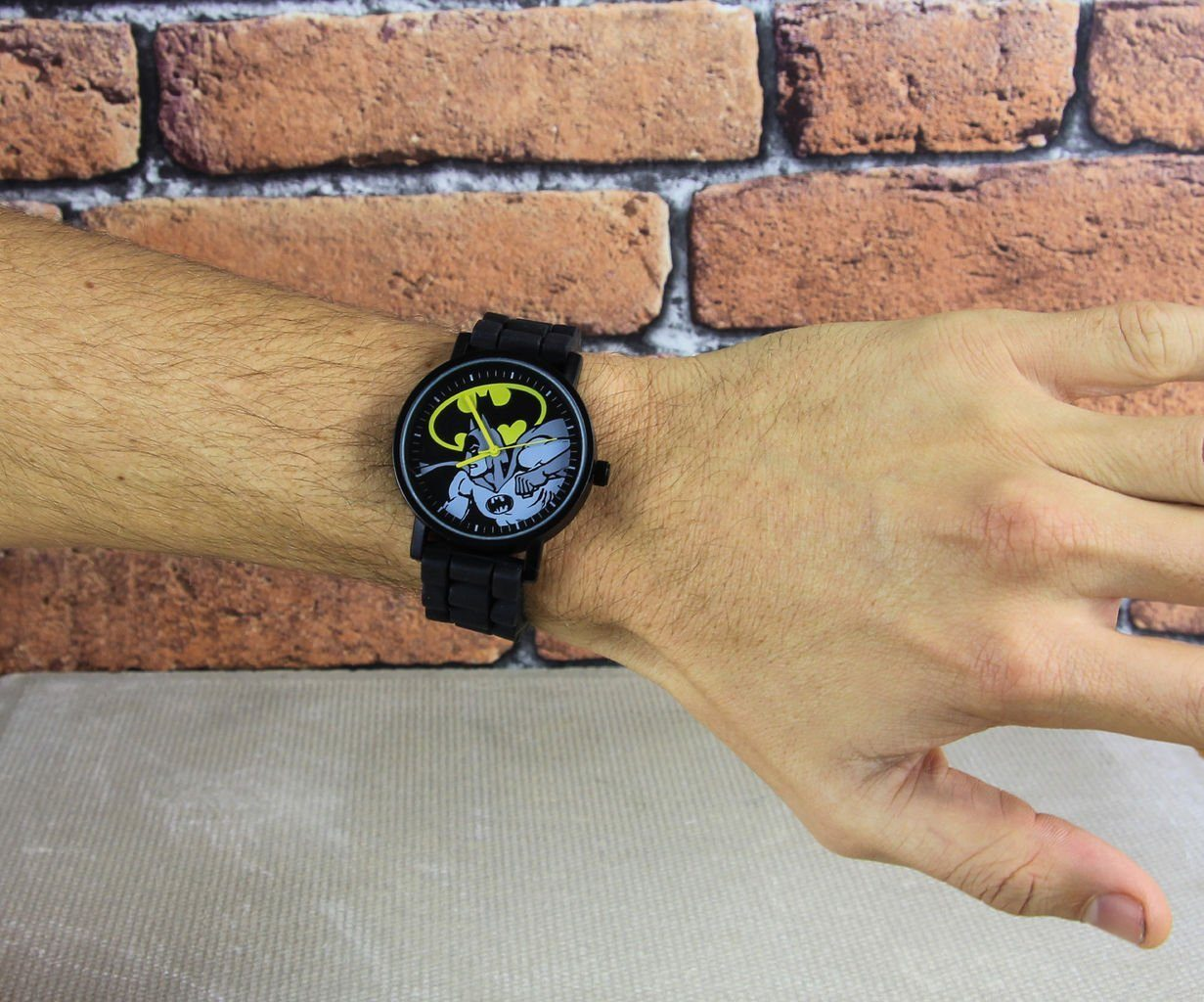 Paladone Fanartikel »DC Comics Batman Armbanduhr«
