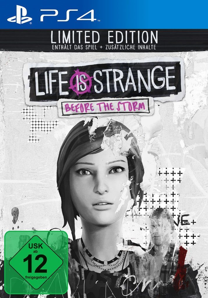 Koch Media Playstation 4 - Spiel »Life is Strange Before the Storm Limited Edition«