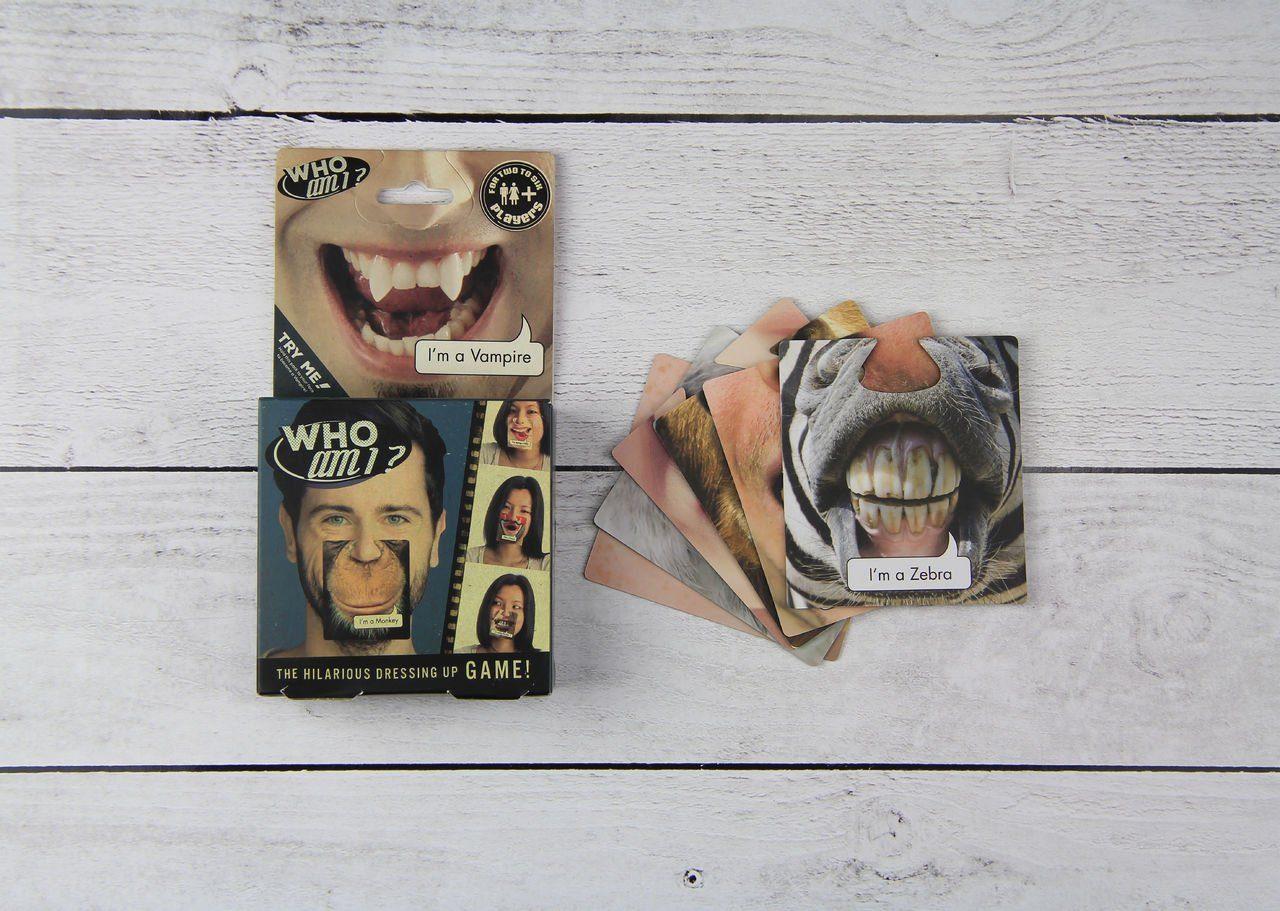 Paladone Fanartikel »Wer bin Ich? Spiel mit Masken«