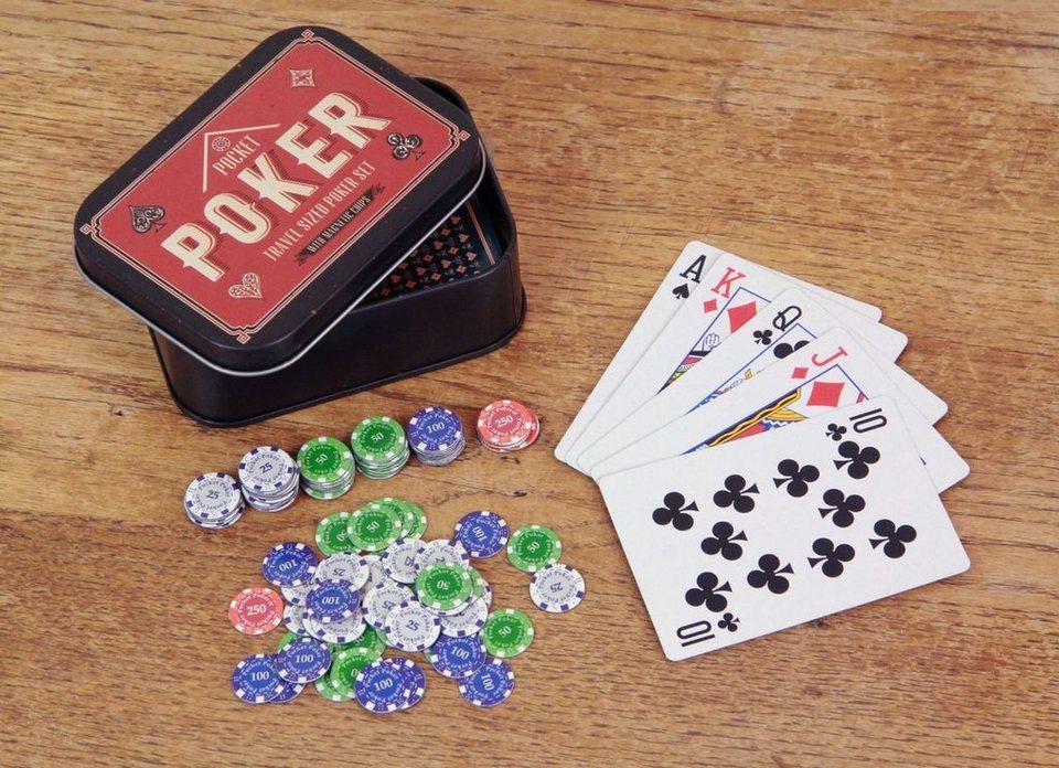 paladone fanartikel taschen poker set kaufen otto. Black Bedroom Furniture Sets. Home Design Ideas