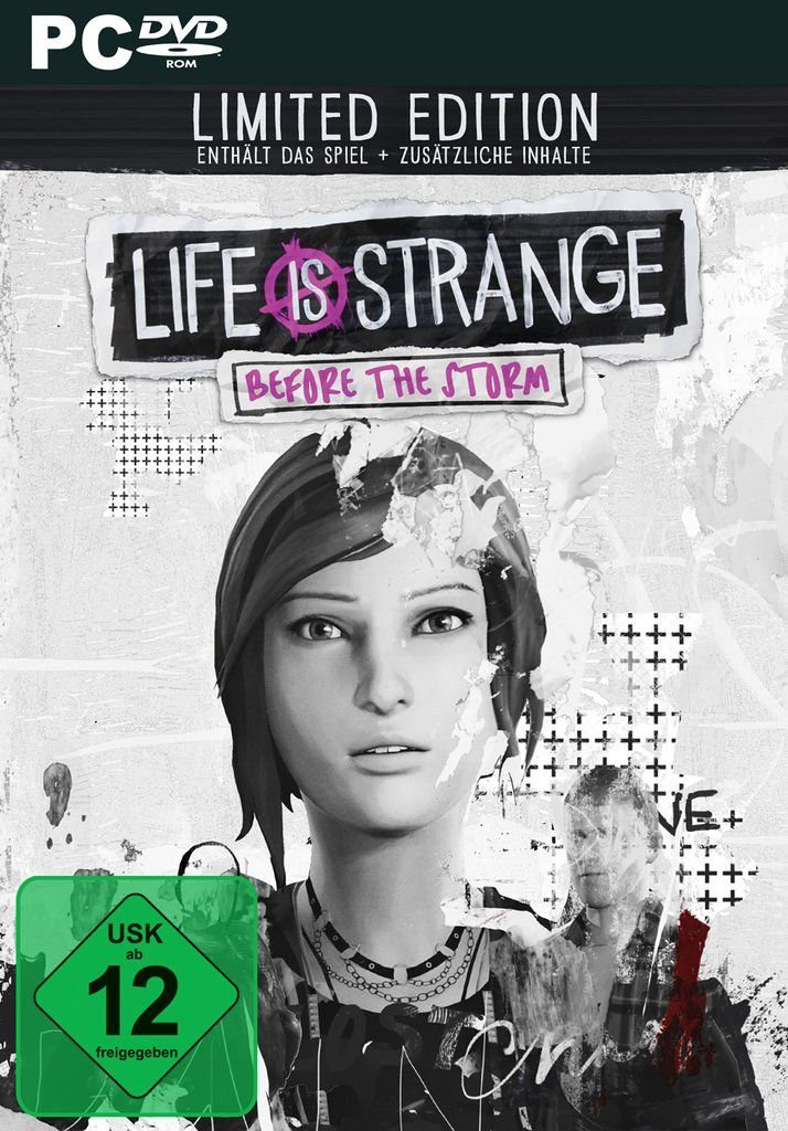 Koch Media PC - Spiel »Life is Strange Before the Storm Limited Edition«