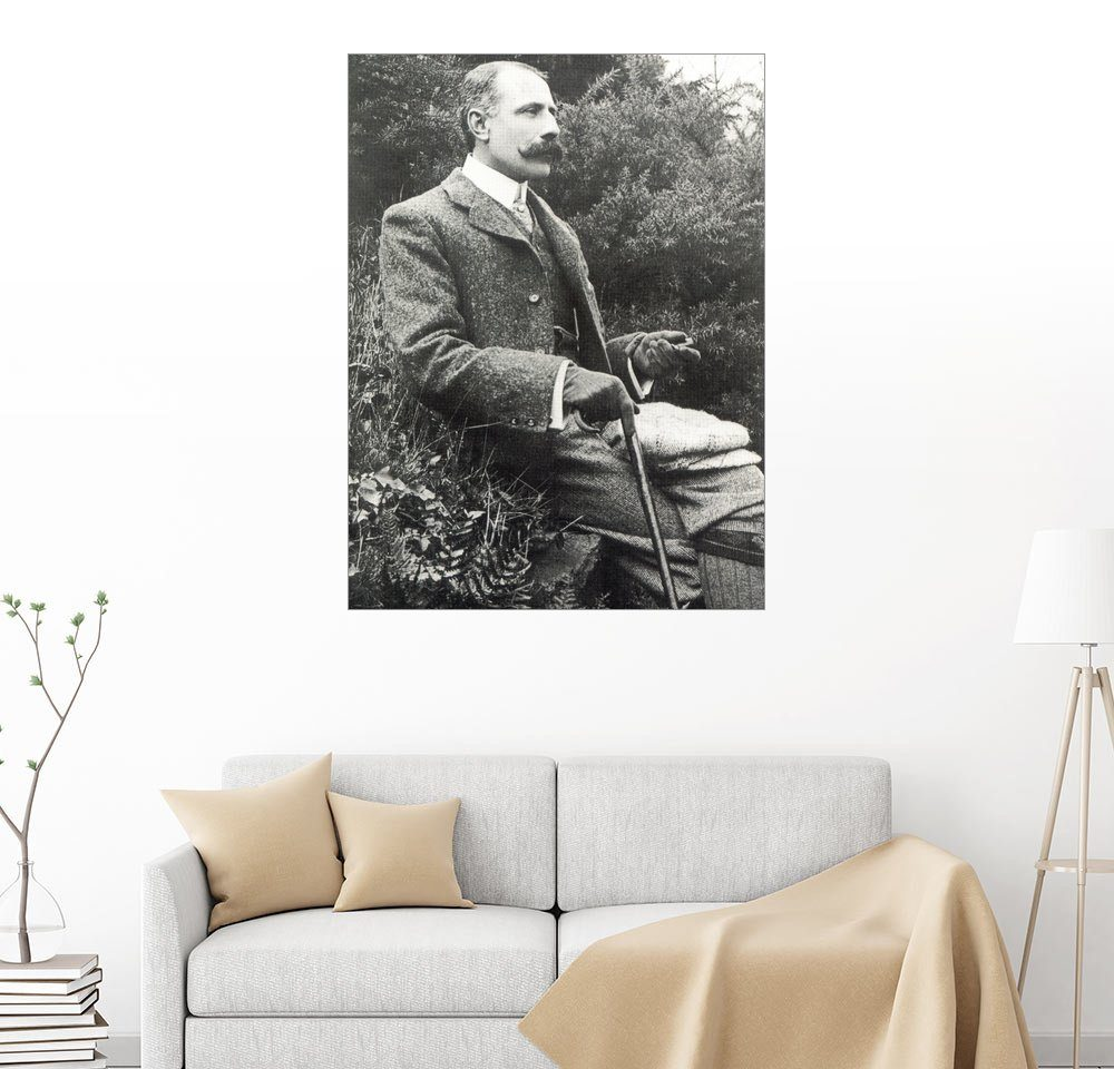 Posterlounge Wandbild - English Photographer »Sir Edward Elgar«