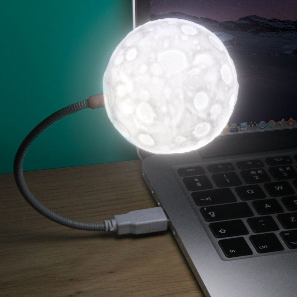 Paladone Fanartikel »USB Mond Licht ca.24cm«