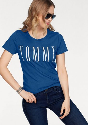 Tommy Jeans T-Shirt TJW CLEAN LOGO TEE