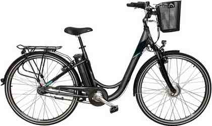 Telefunken Alu City E-Bike, 28 Zoll, 3-Gang Shimano Nexus Nabenschaltung, »RC745 Multitalent«