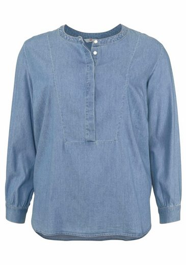 Levi's® Jeansbluse, Kultpiece