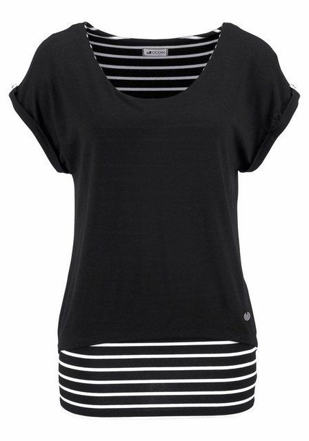 Ocean Sportswear 2-in-1-Shirt (Set, 2-tlg) Lagenlook   Bekleidung > Shirts > 2-in-1 Shirts   Ocean Sportswear