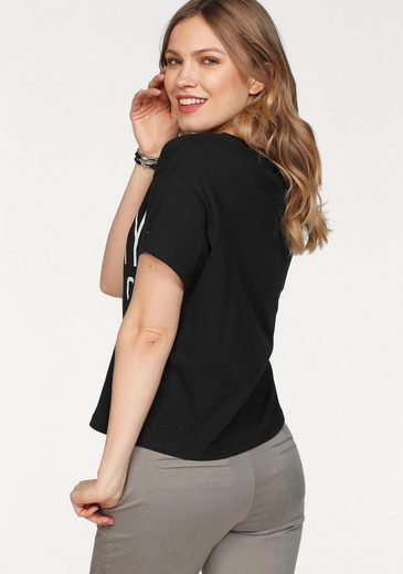 Tommy Jeans T-Shirt TJW CROPPED LOGO TEE