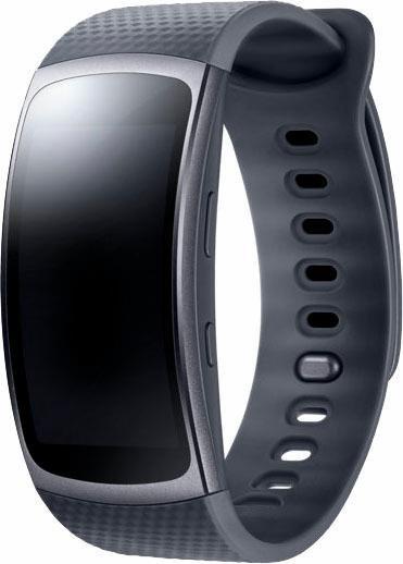 Gear Fit2 (S) Smartwatch (3,86 cm/1,5 Zoll, Tizen OS)