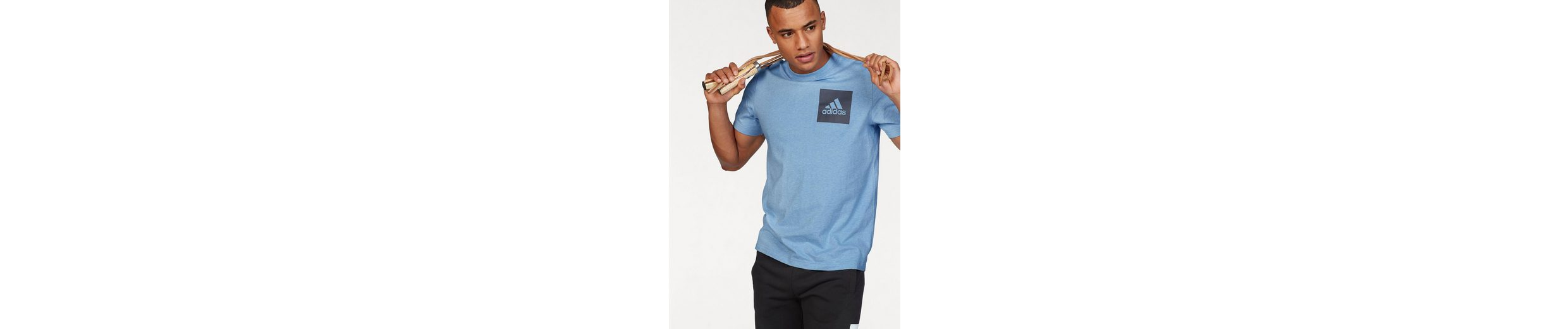 adidas Performance T-Shirt ESSENTIAL CHESTLOGO TEE