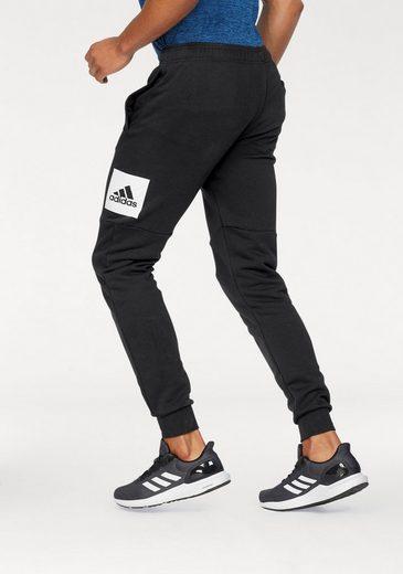 adidas Performance Jogginghose ESSENTIAL BOX LOGO SLIM FRENCH TERRY PANT