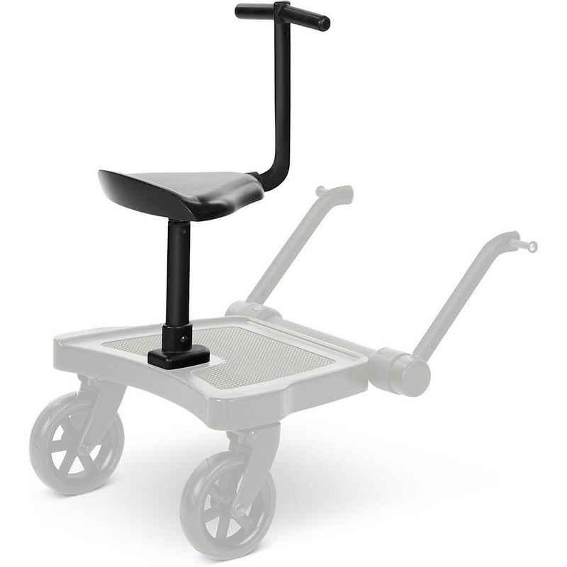 ABC Design Kinderwagenaufsatz »Sitz zu Kiddie Ride on 2, black«