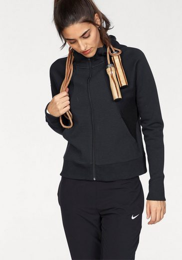 Under Armour® Kapuzensweatjacke BETTER EUROPE FLEECE FULLZIP, mit Daumenlöchern
