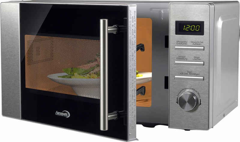 Hanseatic Mikrowelle 656920, Grill, 20 l