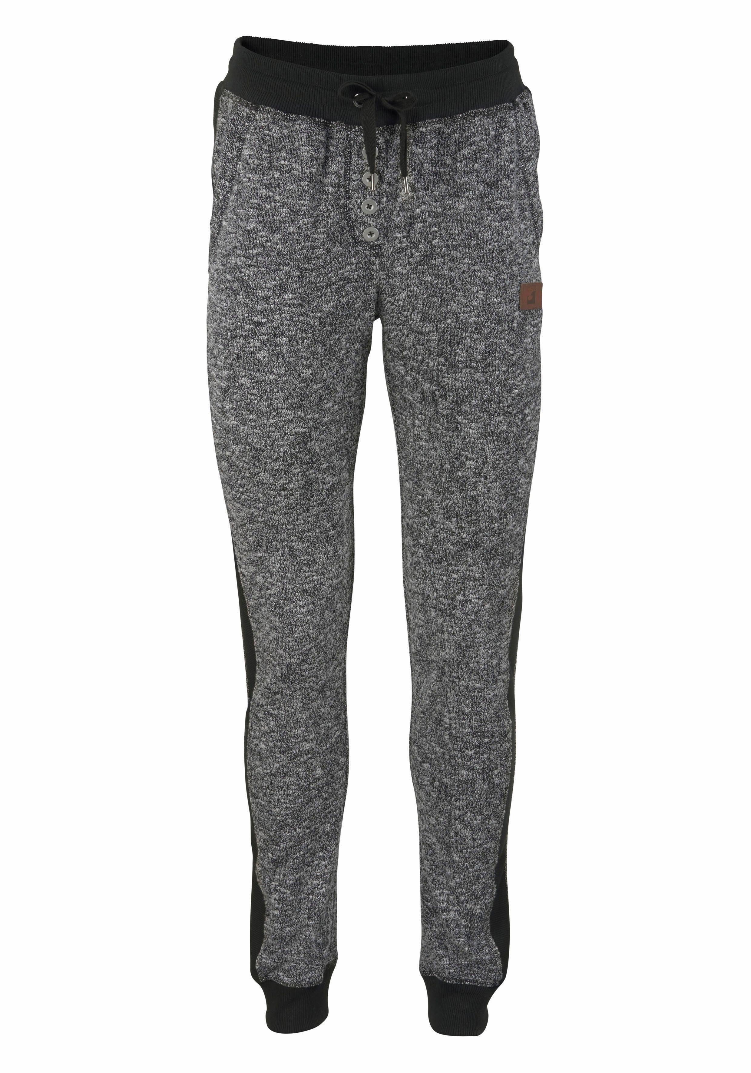 Ocean Sportswear Jogginghose Zierknöpfe Auf Dem Hosenschlitz Online Kaufen