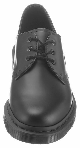 Dr. Martens 1461 Mono Lace Up, In A Simple Design