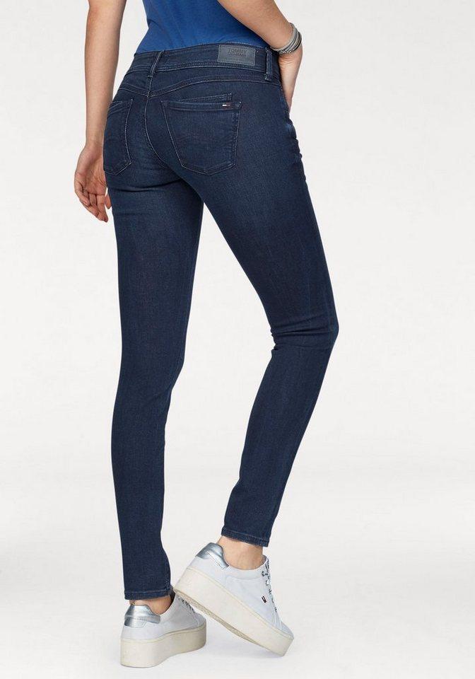 e6824a90f690 Tommy Jeans Jeans »LOW RISE SKINNY SCARLETT FDBLST« online kaufen | OTTO