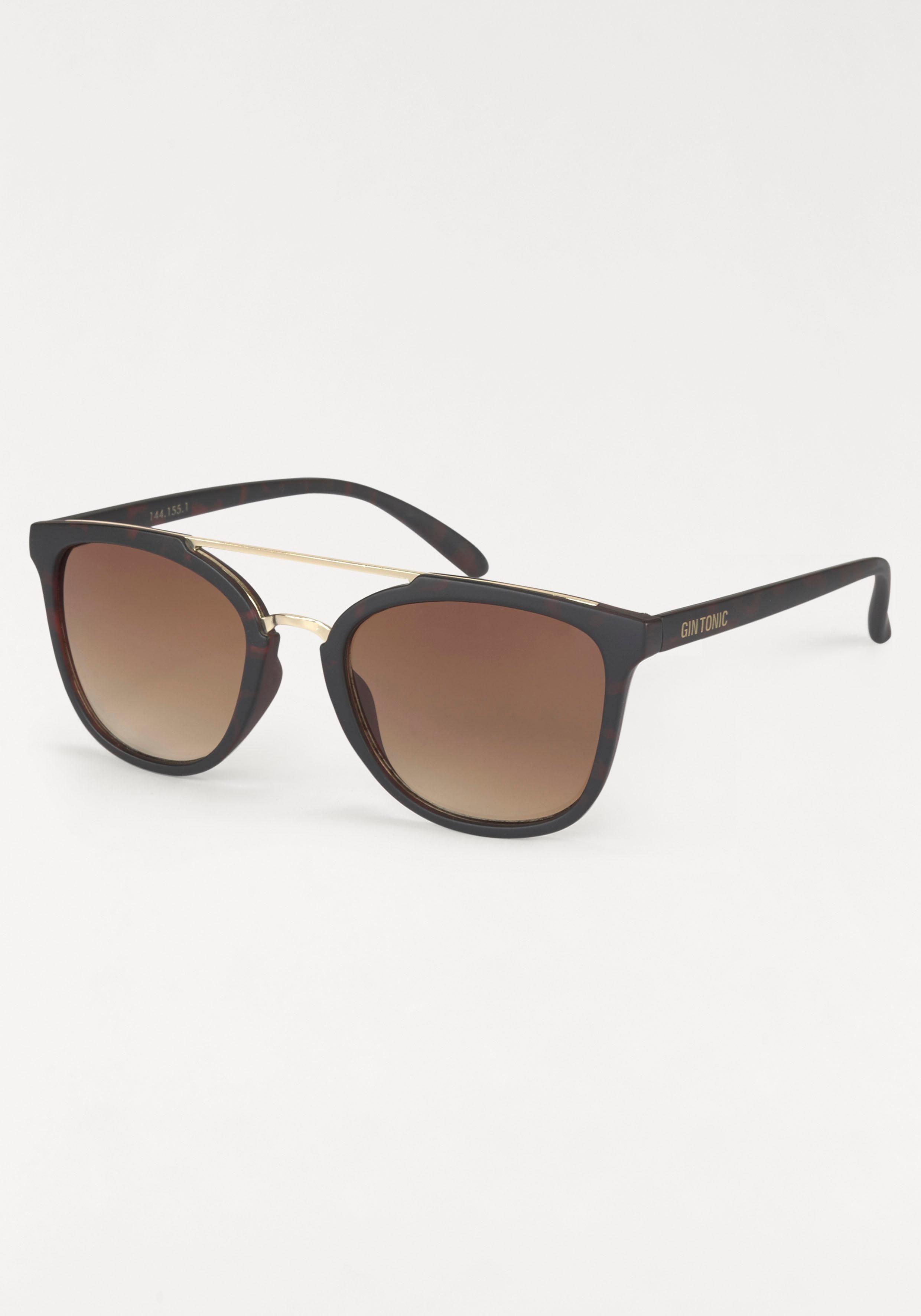 Gin Tonic Sonnenbrille leicht und komfortabel