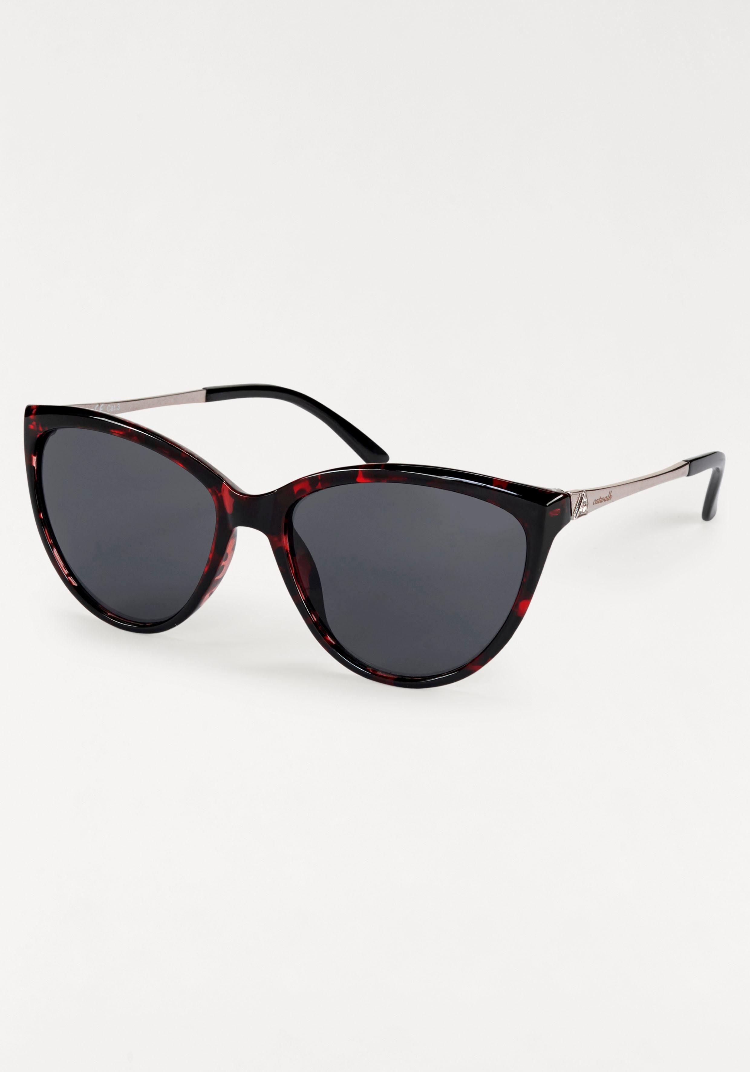 catwalk Eyewear Sonnenbrille im modischen Design