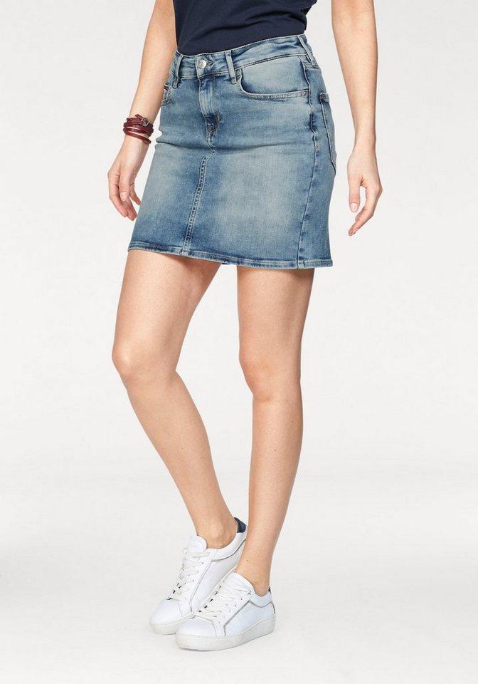 Tommy Jeans Rock »HEIDI - SLIM DENIM SKIRT« kaufen | OTTO