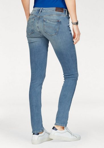 Tommy Jeans Jeans MID RISE SLIM NAOMI FLBLST